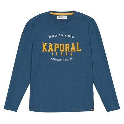 T-shirt met lange mouwen T-shirt met lange mouwen KAPORAL