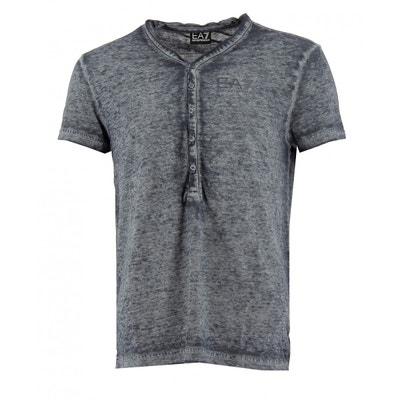 0d4dc27a4581 Tee-shirt Beach Wear Polyester Tee-shirt Beach Wear Polyester EMPORIO ARMANI  EA7