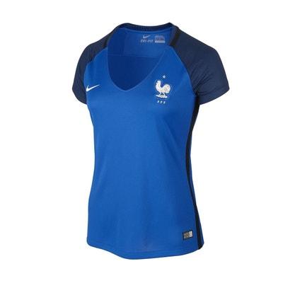 Maillot France Domicile Euro 2016 Femme NIKE 8256c6d4b9d