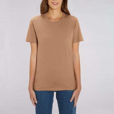 9073863cfea5e Tee shirt manches courtes col rond coton bio Holbox Tee shirt manches  courtes col rond coton