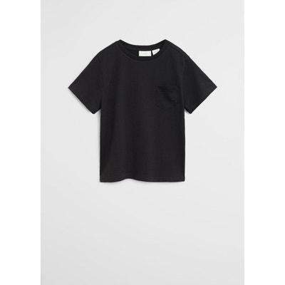 Tee shirt noir enfant | La Redoute