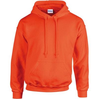 La Redoute Sweat Orange Homme Sweat Orange wSYzqaS