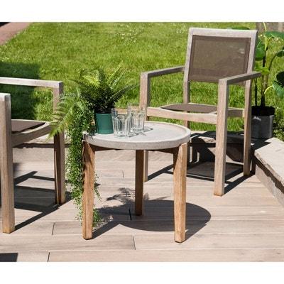 Table basse salon de jardin | La Redoute