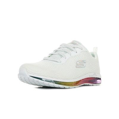 Détails sur Skechers New vous Luxe Gris Enfiler Tricot Confort Fashion Chaussures Baskets Tailles 3 8 afficher le titre d'origine