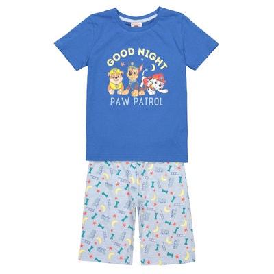 51b06e5fefc8c Pyjama garçon 3-16 ans en solde PAT PATROUILLE | La Redoute
