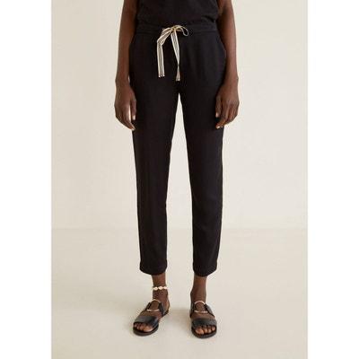 71a7155f513cc Pantalon droit Pantalon droit MANGO