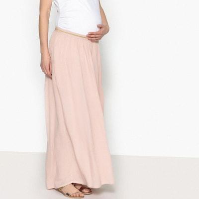 912caeea84d Jupe longue de grossesse