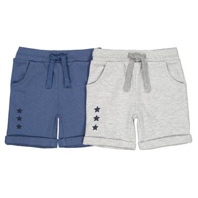f5539cdce87a Pack of 2 Fleece Shorts