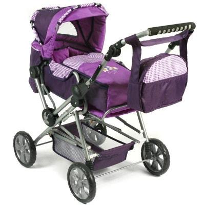 56dd9303cbd3 Bayer Chic 2000 562 28 Poussette pour poupées - Road Star Tons violets à  poids et