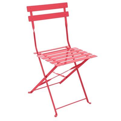 Redoute Chaise Pliante Pliante RougeLa Chaise fg76ybvY
