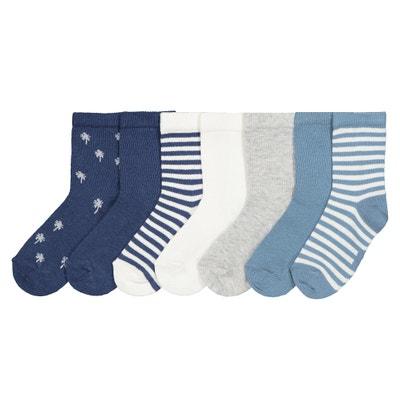 Confezione da 7 paia di calze Confezione da 7 paia di calze LA REDOUTE COLLECTIONS