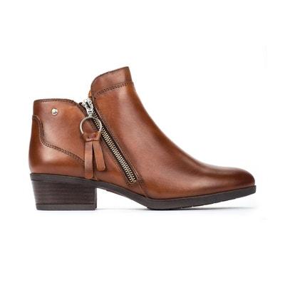 729b66817c468c Boots cuir DAROCA W1U Boots cuir DAROCA W1U PIKOLINOS