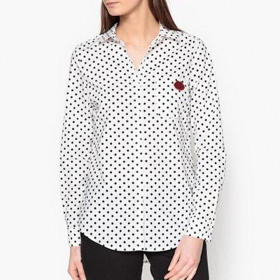 3fc816a4a42 Рубашка с вышивкой и рисунком PAKSOI Рубашка с вышивкой и рисунком PAKSOI  ESSENTIEL ANTWERP. Финальная цена