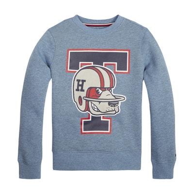 97403d4e916488 Sweater in molton 12-16 jaar Sweater in molton 12-16 jaar TOMMY HILFIGER