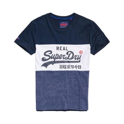 cf05ed4d Tee shirt homme en solde SUPERDRY | La Redoute