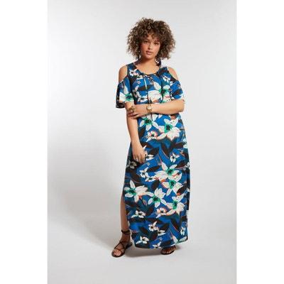 47ed152f239 Robe longue femme grande taille - Castaluna