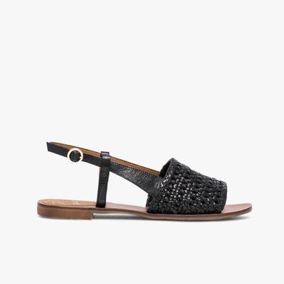 603e224d2bf09e Sandale en cuir JOSEPE Sandale en cuir JOSEPE BOCAGE