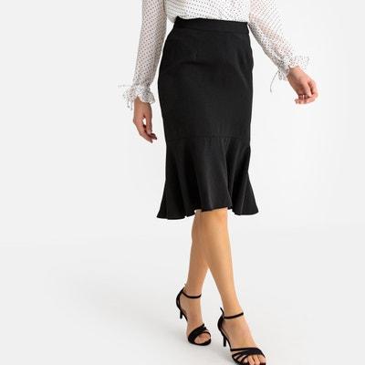 e2f942c16f Asymmetric Pencil Skirt Asymmetric Pencil Skirt ANNE WEYBURN