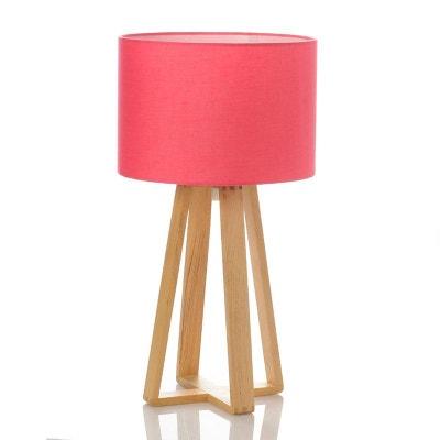 Lampe Rose Poudre La Redoute