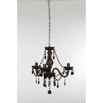 lustre noir design la redoute. Black Bedroom Furniture Sets. Home Design Ideas