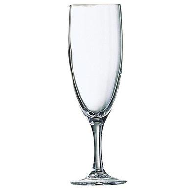 f558798dcfa Flûte à champagne 17 cl vendue par 3 - Elegance Flûte à champagne 17 cl  vendue. LUMINARC