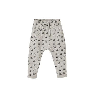 10516f43c8fc0 Pantalon molleton bébé garçon Pantalon molleton bébé garçon VERTBAUDET