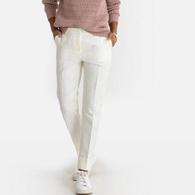 ba04fda0a36ca Pantalon cigarette, taille normale Pantalon cigarette, taille normale LA  REDOUTE COLLECTIONS