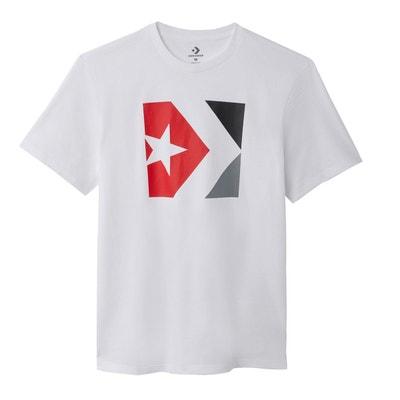 0654f06e77d68 T-shirt col rond Star chevron Graphic T-shirt col rond Star chevron  Graphic. CONVERSE