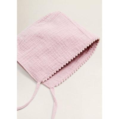 Bonnet coton Bonnet coton MANGO BABY 667b2f050cb