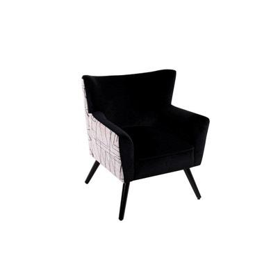 grande vente 9577d ba922 Fauteuil noir   La Redoute