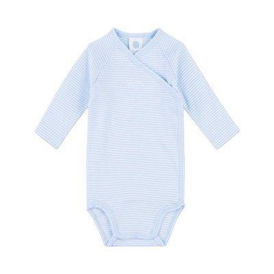 44f40cd440707 Sanetta Body portefeuille rayé à manches longues bébé Sanetta Body  portefeuille rayé à manches longues bébé