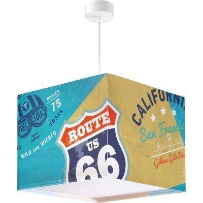 lampe route 66 la redoute. Black Bedroom Furniture Sets. Home Design Ideas