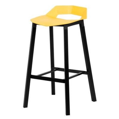 Chaise de cuisine jaune | La Redoute