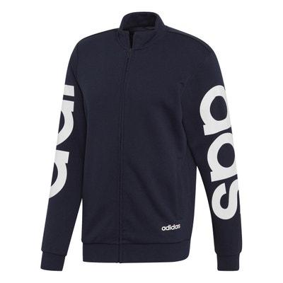 magasin meilleurs vendeurs beau look mode de luxe Veste adidas noir et bleu | La Redoute