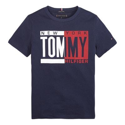 0bd33ee3224a90 T-shirt in biokatoen 12 - 16 jaar T-shirt in biokatoen 12 -. (0). TOMMY  HILFIGER