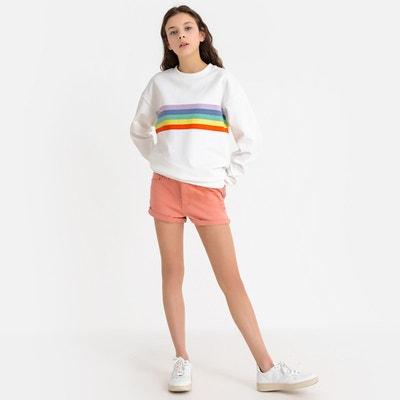 bd5f6135c136e Short, bermuda fille - Vêtements enfant 3-16 ans en solde | La Redoute