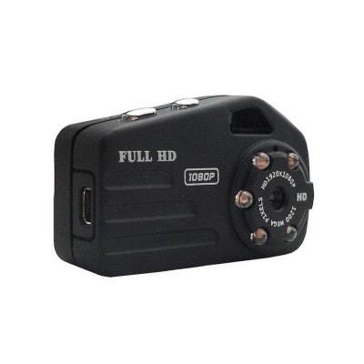 Caméra espion miniature HD 1080P vision nocturne mini photo 12MP 16 Go  Caméra espion miniature HD d39e9ad77c07