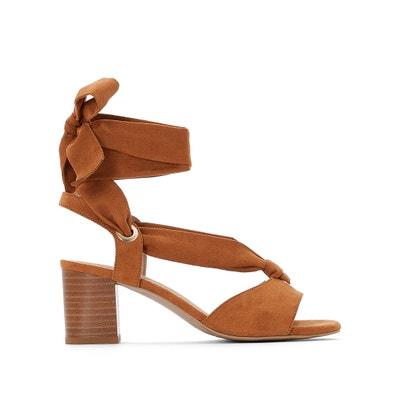 58da7fe7d4d55 Strappy Sandals LA REDOUTE COLLECTIONS