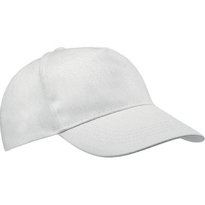 casquette femme blanche