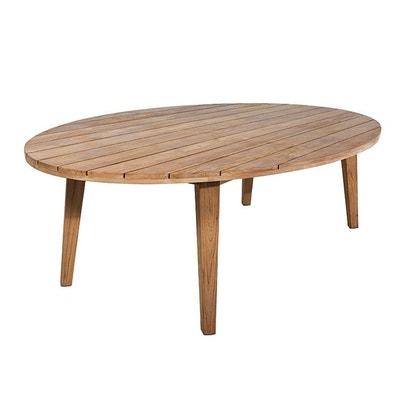 Table ovale teck | La Redoute
