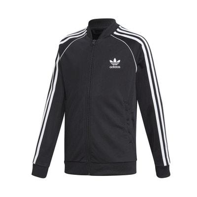 20b9ff49051 Sportsweater met rits en opstaande kraag 7 - 14 jr adidas Originals
