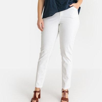 978bc0d3b5ef44 Pantalon slim coupe 5 poches Pantalon slim coupe 5 poches CASTALUNA
