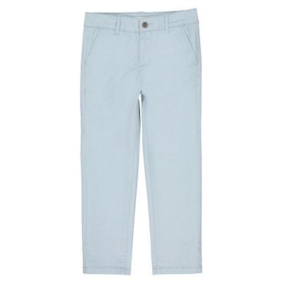 5fced7ee63d58 Pantalon chino 3-12 ans Pantalon chino 3-12 ans LA REDOUTE COLLECTIONS