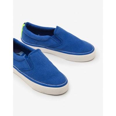 22650cf8a0835 Chaussures à enfiler en toile Chaussures à enfiler en toile BODEN