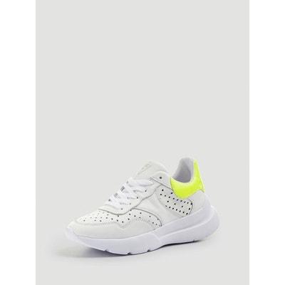 5e60770c660f Sneaker Minca Cuir Veritable Sneaker Minca Cuir Veritable GUESS