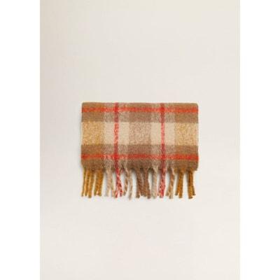 écharpe, foulard femme Mango en solde   La Redoute 0de3d185eba