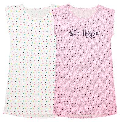 118d511ea Camisa de dormir estilo t-shirt comprida