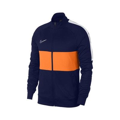caa42eee5b3 Veste Nike Academy Bleu Orange NIKE
