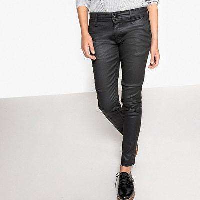 best quality classic style fresh styles Jean enduit femme   La Redoute