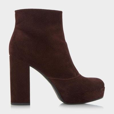 La London En Boots Redoute Femme Solde Dune Bottines wfgHxPqzZ